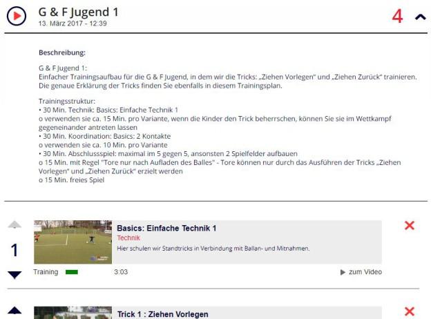 Training F-Jugend 1