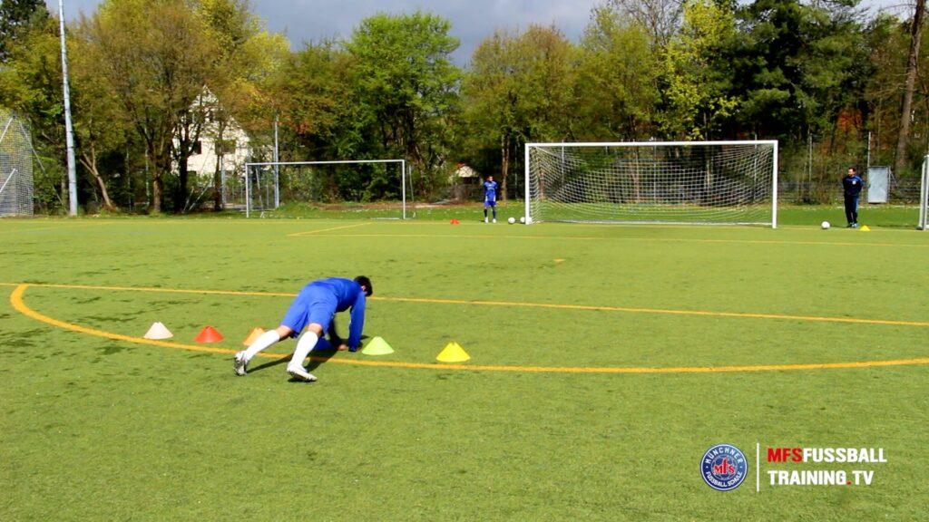Fußballtraining Kinder Corona